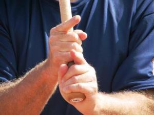 correct grip