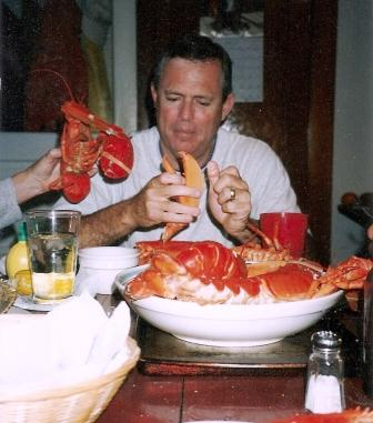 there is even a lot to learn about having a lobster dinner
