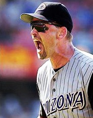 Mark Grace, former Chicago Cub and Arizona diamondback