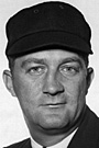Nestor Chylak, American League Umpire, 1954-1978 ~ Elected to Baseball Hall Of Fame, 1999