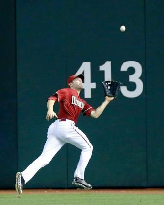 get behind the baseball