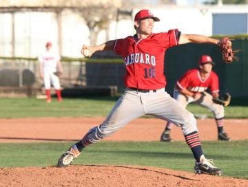 left handed thrower