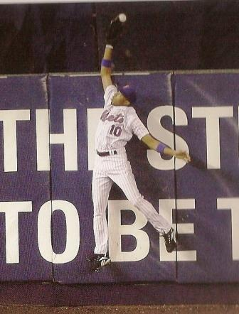 every outfielders dream ~ to steal a home run