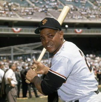 The Legend, Willie Mays