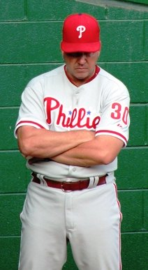 Rich Dubee, Phillies pitching coach, 2013 will be his 12th season with the Phillies
