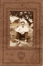 My father, Paul W. Bundy