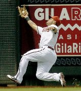 Gerardo Parra, Az Diamondbacks - I don't care where I am in the lineup, I play the same way every day.