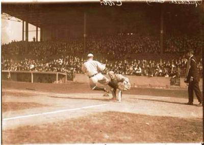 Ty Cobb Doing What Was Legal, Back In The Day!