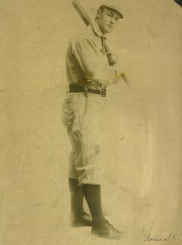 Sam Crawford Cincinnati Reds Rookie 1899