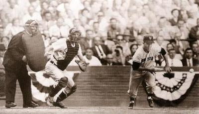 Sacrifice Bunt World Series 1954