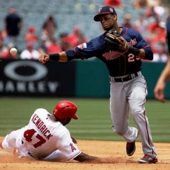 Shortstop Cleared, Runner Could Reach The Base