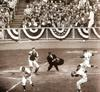 Squeeze Bunt World Series 1957
