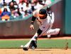 Around It, To It And Through It, Brandon Crawford