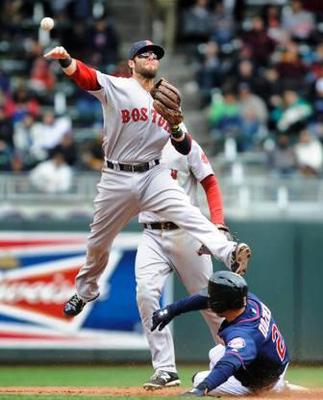 Dustin Pedroia, Your feet Won't Always Be On The Ground