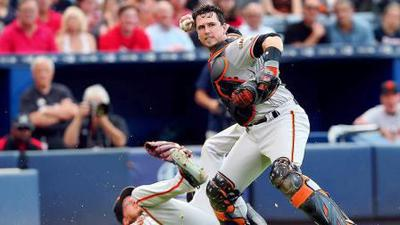 Buster Posey, Mechanics