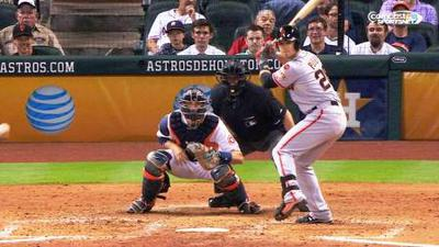Catcher Set Up Middle