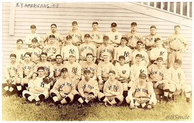 New York Americans 1915