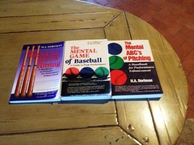Three of Mr. Dorfmans Four Books