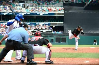 Batter is entitled to batter's box on a steal.