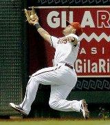 Gerardo Parra, Az Diamondbacks - I don't care where I am in the lineup, I play the same way every day.