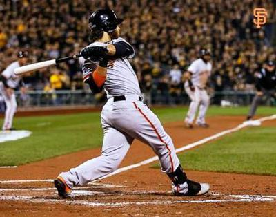 Brandon Crawford Giants B-L  T-R