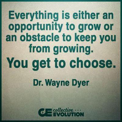 Motivation - You Get To Choose