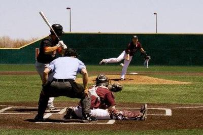 Catcher Set Up Low And Away