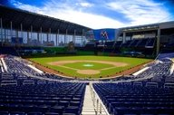 Miami Marlins Stadium 2012